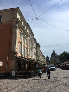 """Dossier #23 : """"Lviv, une ville en devenir"""""""