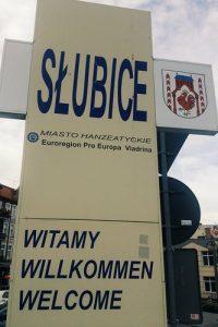 Entretien : Iwona Pogodzinska, gérante d'un Intermarché à Slubice, en Pologne