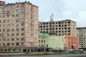 Norilsk, ville fermée