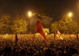 Jusqu'où le vent des révolutions peut-il souffler?