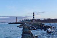 Daugavgrīva : une île pour protéger Riga