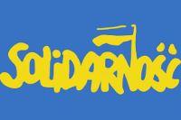 Détournement du logo de Solidarnösc