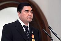 Le Président turkmène assoit son pouvoir