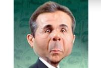 Caricature de de B. Ivanichvili publiée dans Liberali