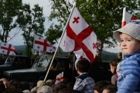 Géorgie: Lancement de la campagne législative et lutte des chefs