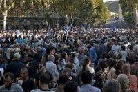 Géorgie: L'enjeu des législatives