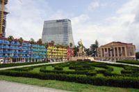 Le développement touristique comme consolidation de la Géorgie post-soviétique: Batoumi et Sighnaghi, des villes «nouvelles»?