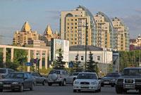 Astana, nouvelle capitale du Kazakhstan : entre mythe et réalités