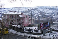 Deuxième anniversaire de la guerre entre la Russie et la Géorgie