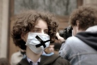 Géorgie: Silence, les étudiants manifestent!