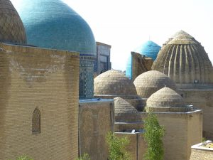 Ouzbekistan, reconstruction identitaire ... ou restauration architecturale?