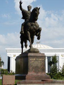Ouzbékistan : l'ivresse des métamorphoses