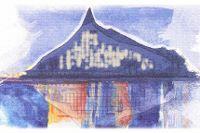 La bibliothèque des traditions: les archives du folklore letton au sommet du Gaismas pils