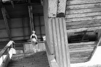 Riga, en noir et blanc: reportage