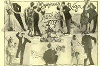 La vie nocturne à Riga dans les années 1920-1930