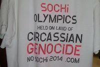 Le «génocide» circassien promu à l'occasion des JO de Sotchi