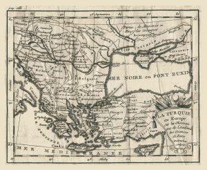 """L'Europe et le """"Pont-Euxin"""""""