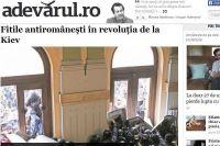 La crise ukrainienne vue de Roumanie