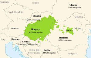 Transylvanie et Transcarpatie : des minorités hongroises au service de la Russie?