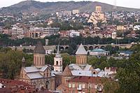 Géorgie: une langue et une nation «en péril depuis des millénaires»