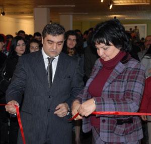 L'art contemporain dans le Caucase du Sud
