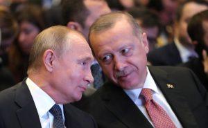 Crise syrienne : le partenariat turco-russe dans l'opinion publique turque
