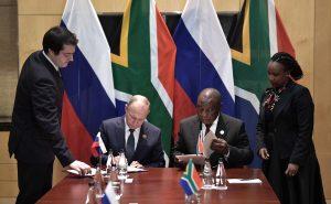 Intérêts stratégiques de la Russie en Afrique : les outils de l'ambition du Kremlin