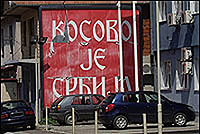 Les enclaves serbes du Kosovo