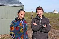 Les Nenets de Iamal. Reportage