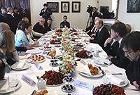 dîner Poutine Chevtchouk