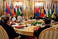 Les structures d'intégration économique dans l'espace post-soviétique