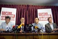 Russie: L'opposition en résistance Entretien avec Vladimir Milov, co-fondateur du parti de la Liberté du peuple
