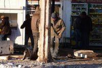 Moscou: Une nouvelle vague de démolition de kiosques commerciaux s'achève