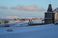 Visite de Barentsburg et rencontre avec ses habitants