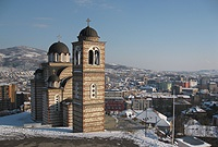 Kosovo: Quel avenir pour les rives de l'Ibar?