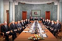 Bélarus: Avis de tempête sur la politique des cadres