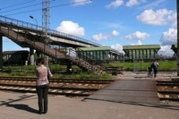 Desserte ferroviaire et train-blocs entre Baltique et CEI
