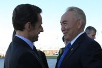 Kazakhstan: l'impact de Fukushima sur le partenariat avec la France