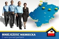 Minorité allemande et représentation politique en Pologne