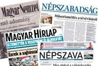 Loi sur les médias et débat médiatique à la hongroise