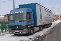 Les transporteurs routiers roumains: partenaires de l'UE?