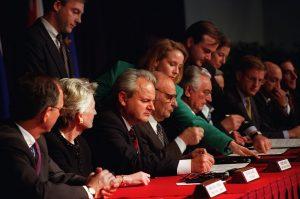 La situation juridique des Bosniaques