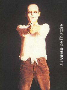 """Exposition """"Au verso de l'histoire"""" en septembre 1999 (Commissaire, Mme A. Tronche)"""