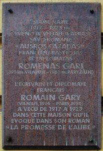 Entretien posthume avec Romain Gary