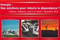 Compte-rendu et vidéos du Colloque «Énergie, des solutions pour réduire la dépendance?»