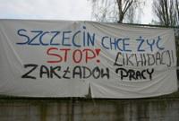 Szczecin veut vivre… avec son chantier naval