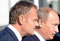 Pologne-Russie : de l'eau dans le gaz…