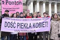 17 ans de loi anti-avortement en Pologne : ça suffit!