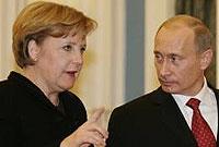 Angela Merkel et Vladimir Poutine : un partenariat sans copinage