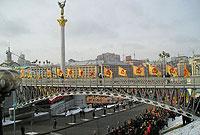 Les générations dessinent les formations politiques en Ukraine